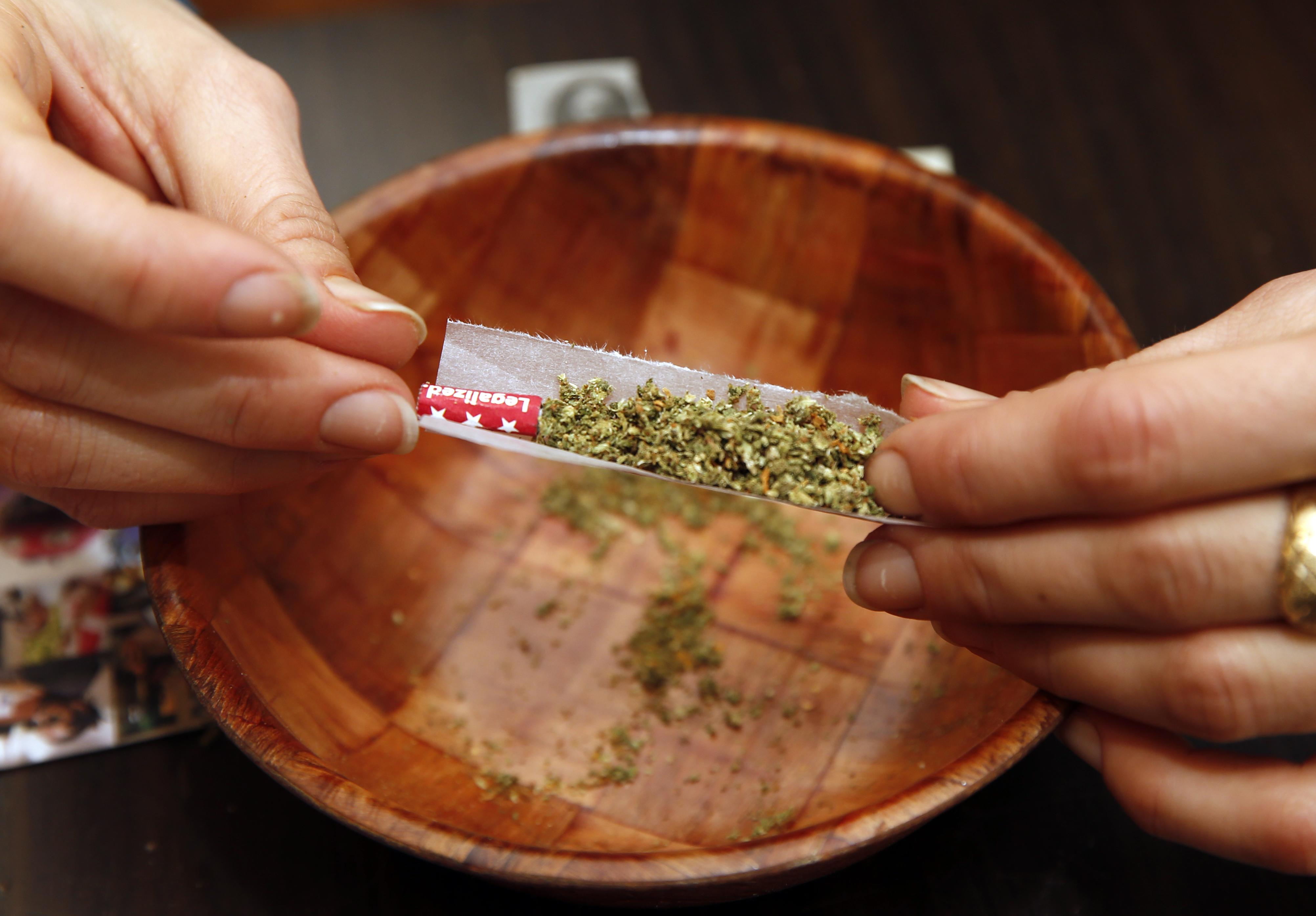 Study: Smoking pot as a teen can affect long-term memory