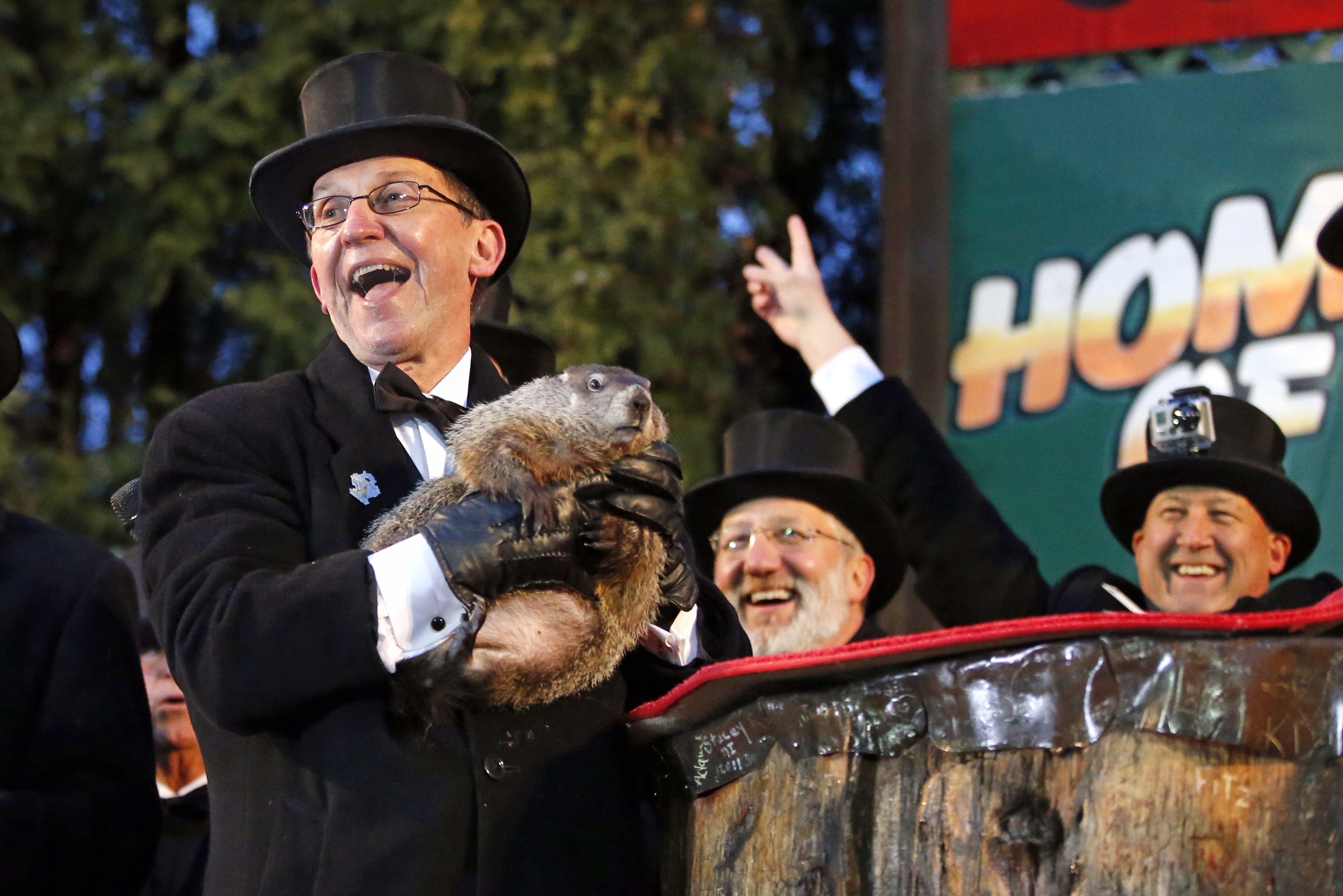 7 facts about Groundhog Day