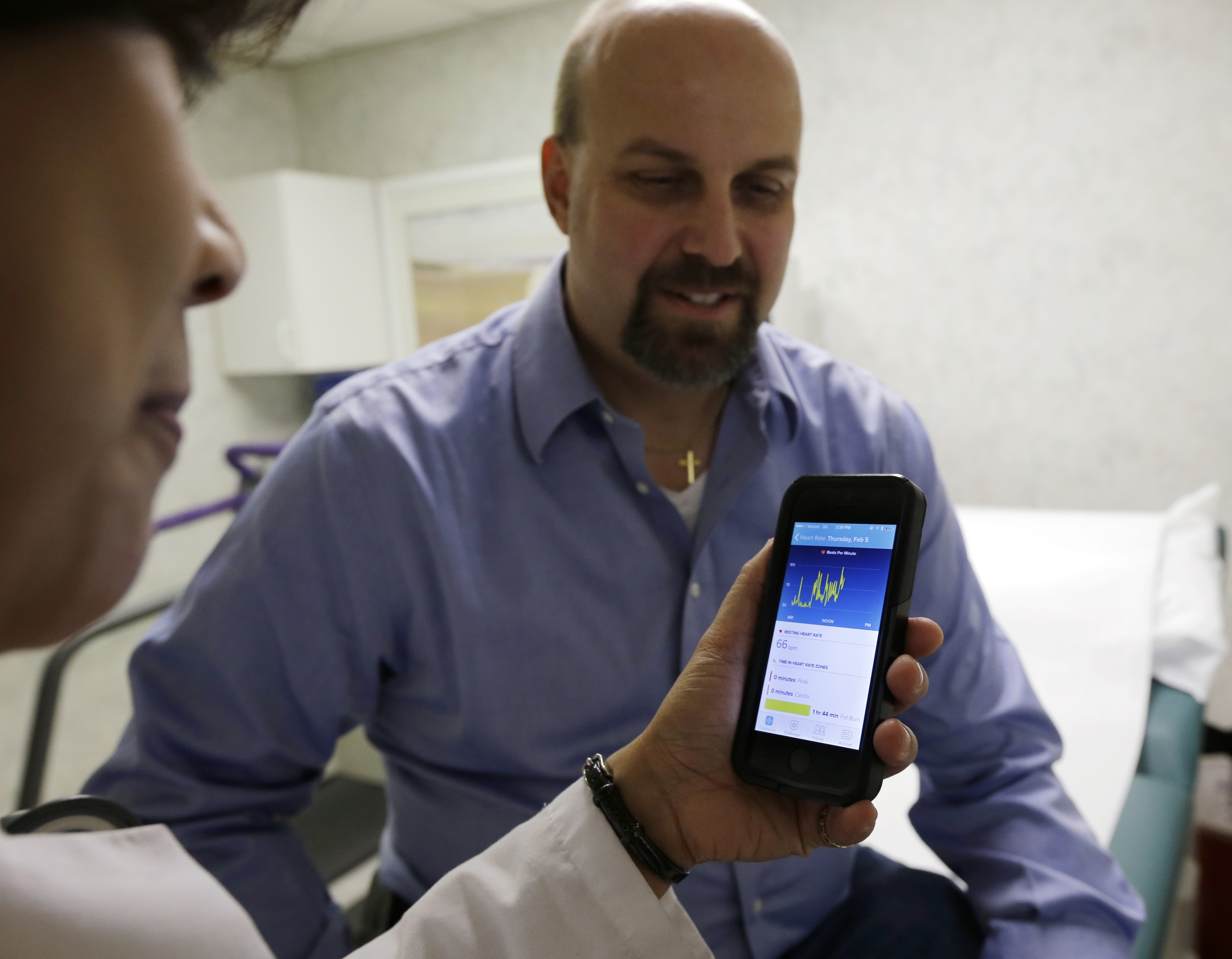 Report: Health apps on the rise