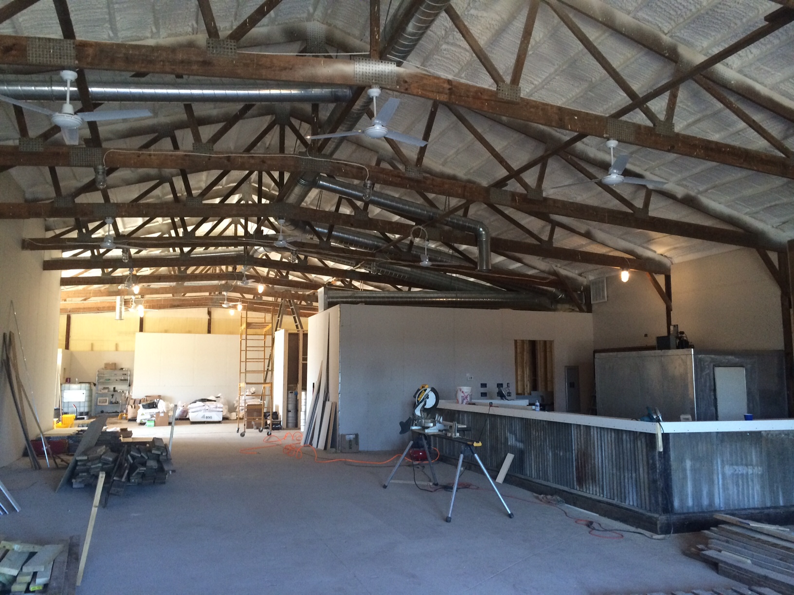 Va. winery, pizza shop expands to include brewery
