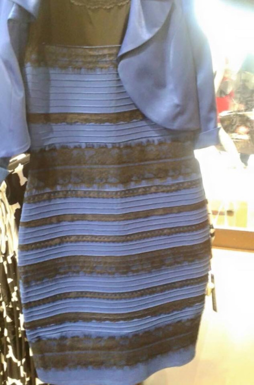 'What Color Is This Dress?' drives Internet batty