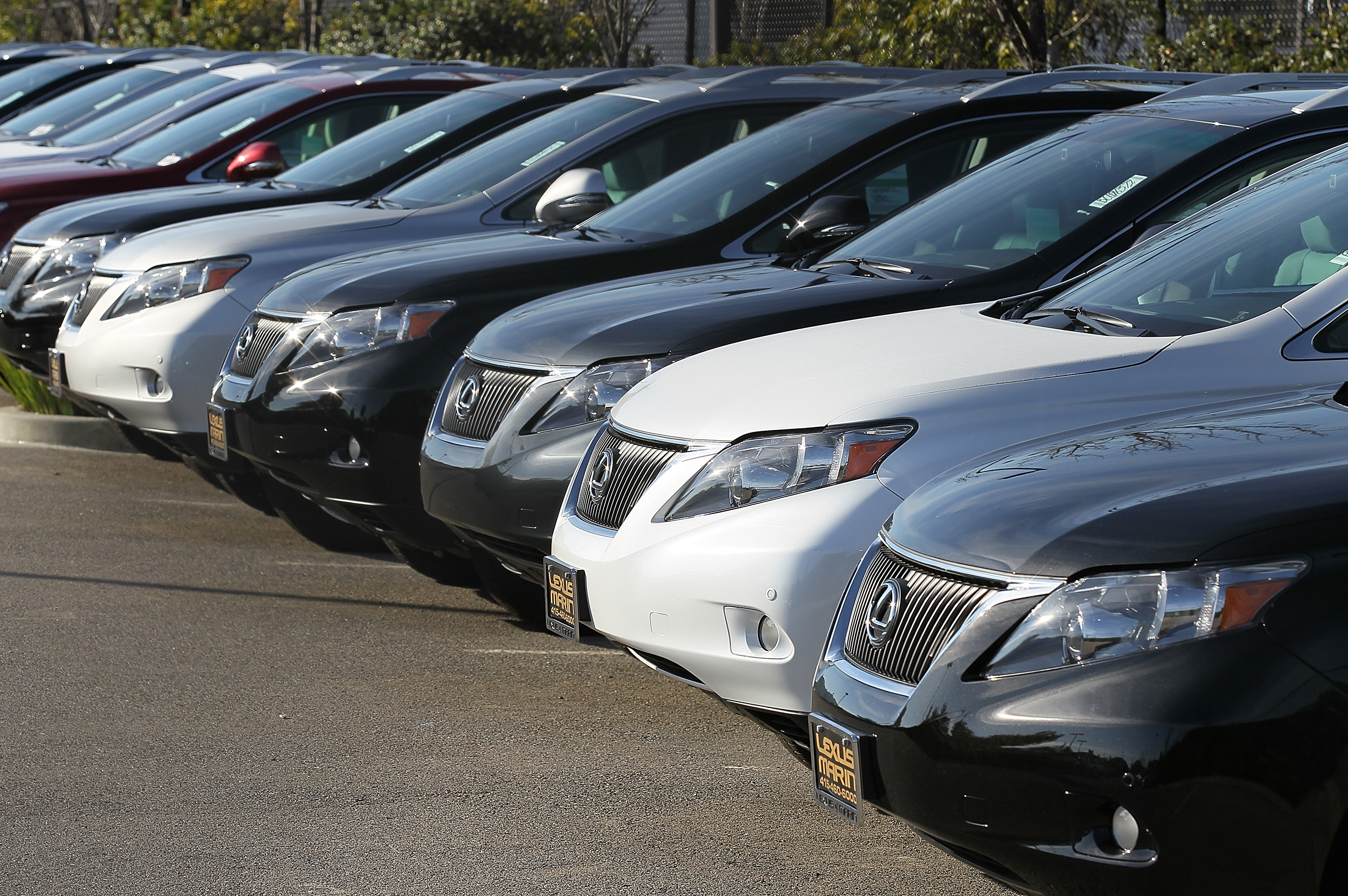 J.D. Power releases 2015 list of most dependable vehicles