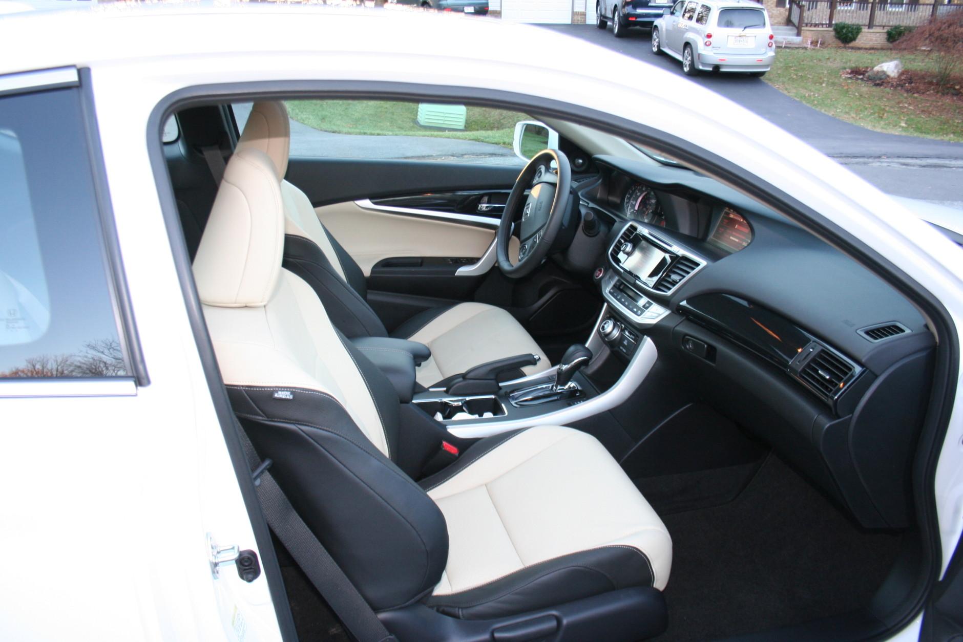 Car Report Honda Accord Coupe Fun For Grown Ups Wtop