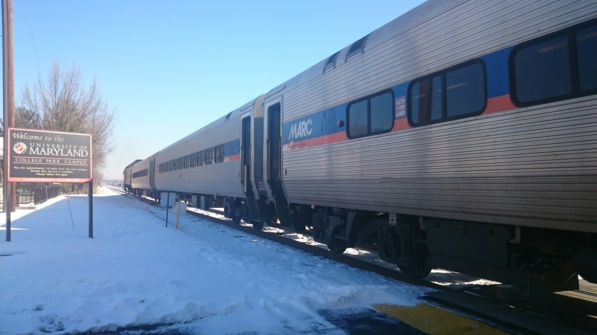 Frozen switches caused MARC delays