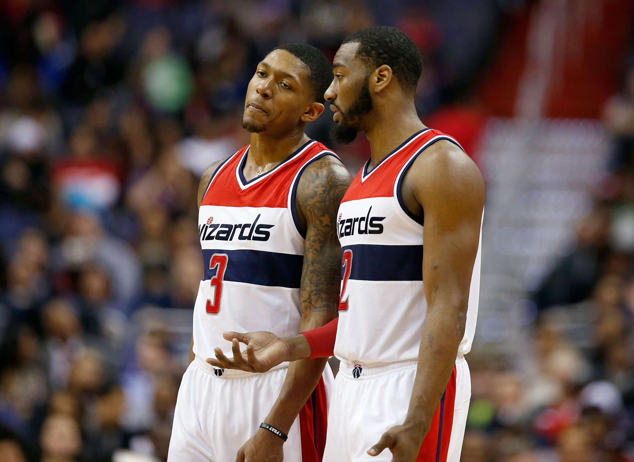 What the Wizards need in the season's second half