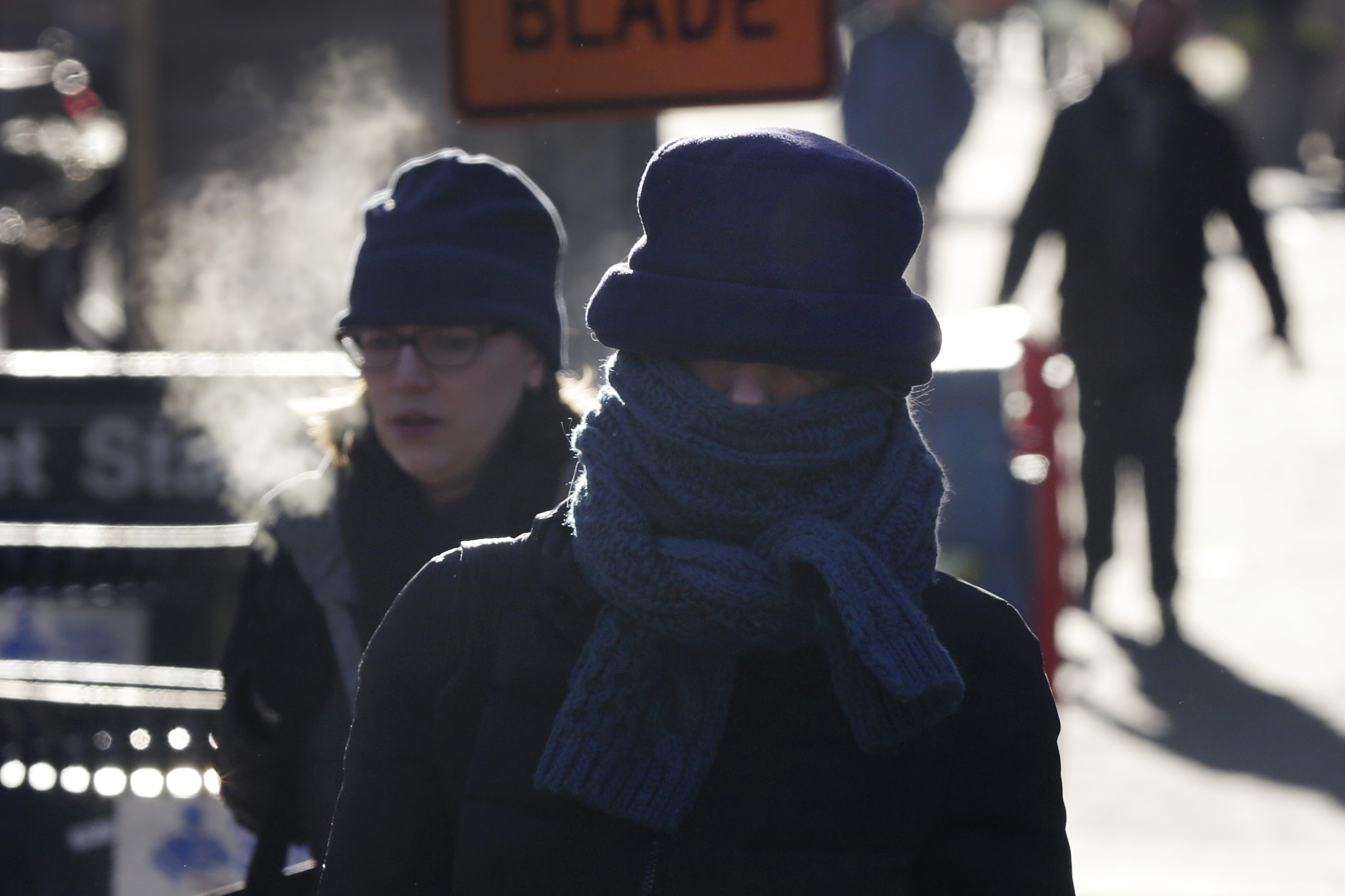 Forecasters: Monday will be coldest day of winter so far