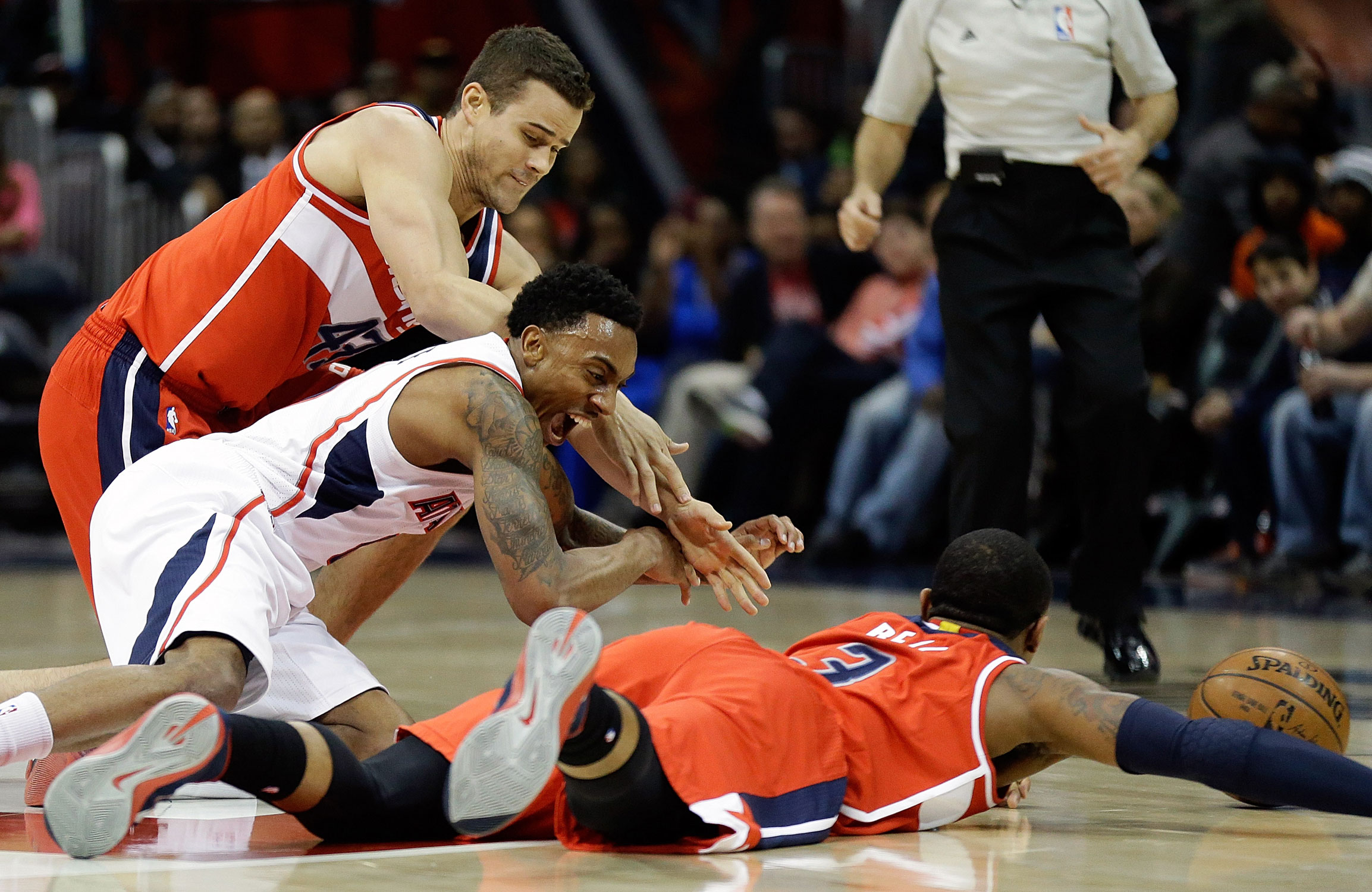 Wizards head to Atlanta for possible playoff preview