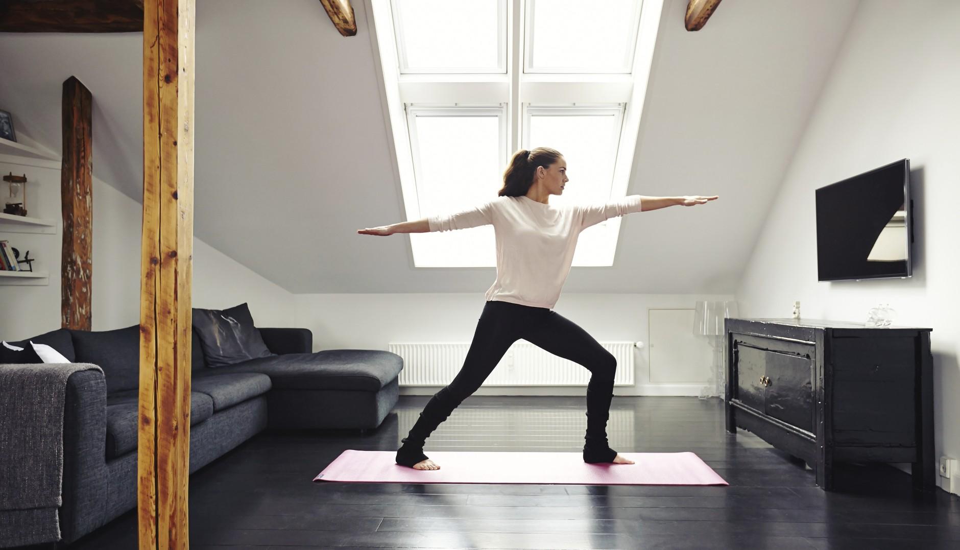 WTOP | Yoga In Your Living Room? D.C.\u0027s On Demand App