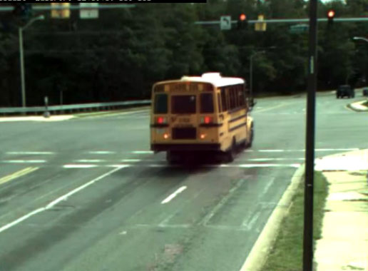 Montgomery, Pr. George's school buses caught speeding, running red lights
