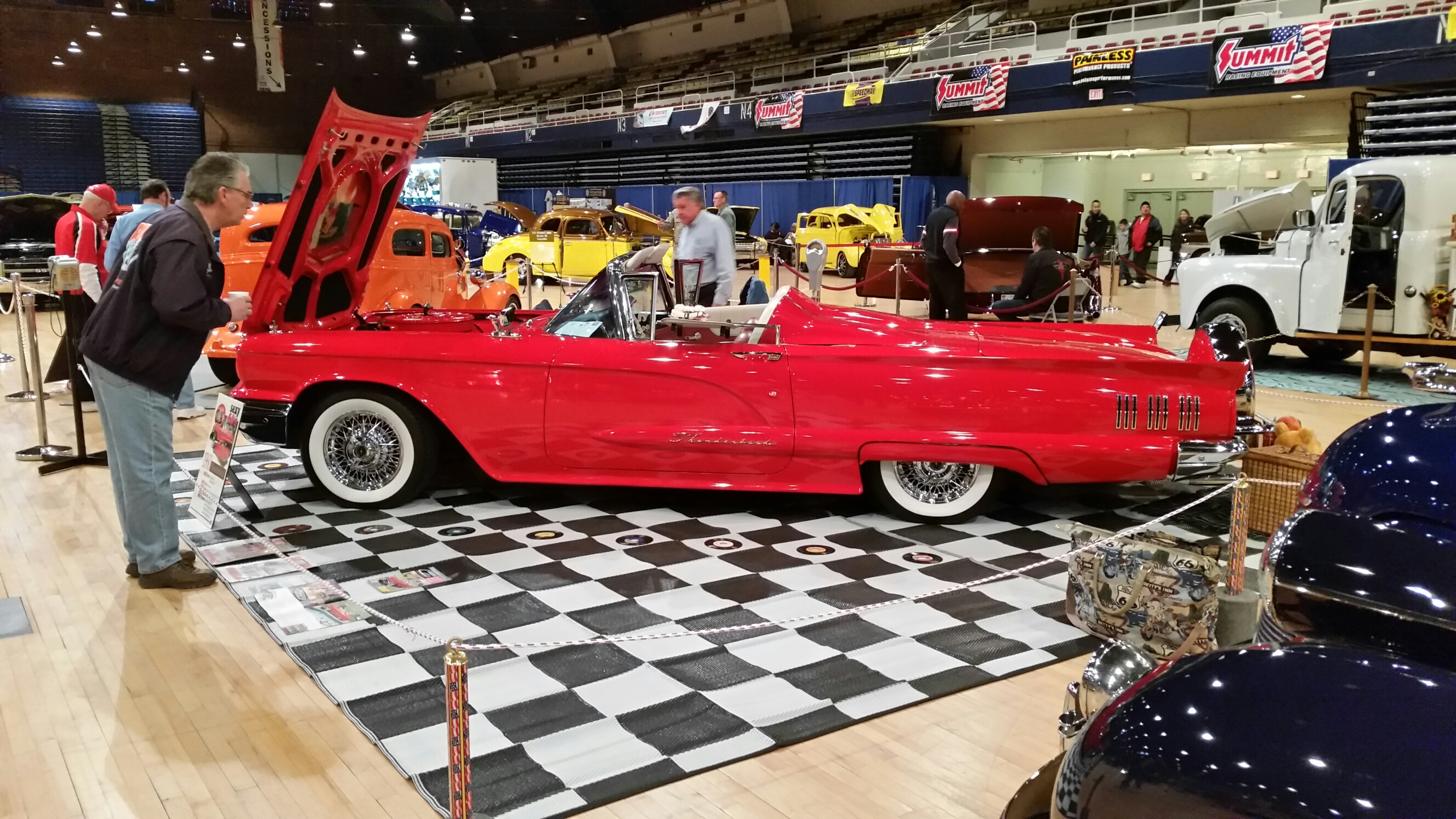 Car show aims to benefit veterans