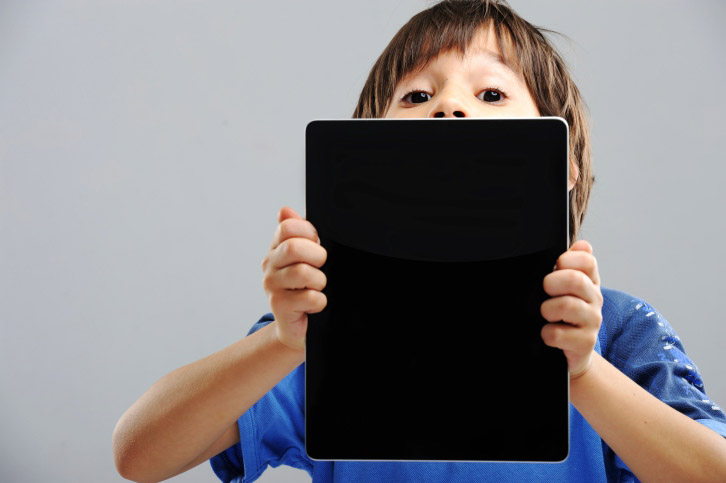 Study: Most very young children using technology, communication skills could suffer