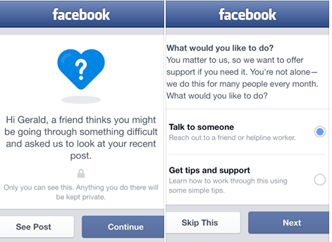Facebook to launch suicide prevention tool