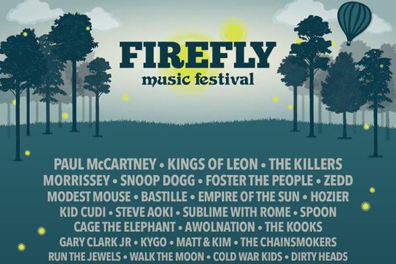 Firefly Music Fest reveals mystery headliner: Paul McCartney