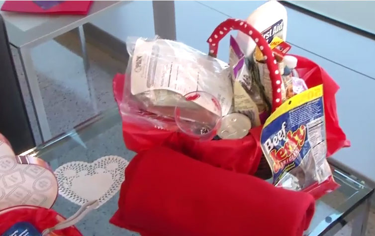 Tips for emergency-related Valentine's Day gifts (Video)