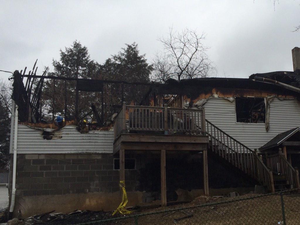 IDs released in fatal Anne Arundel County fire