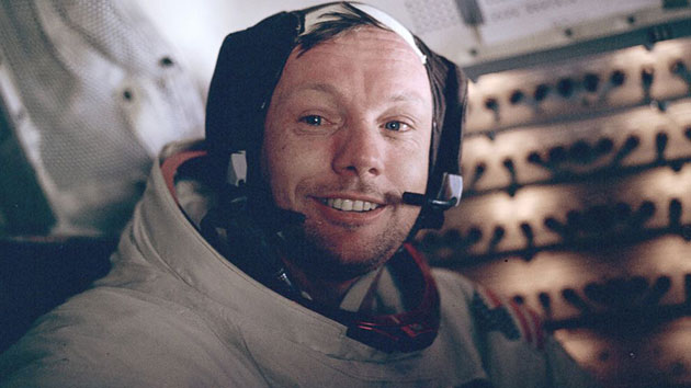See Neil Armstrong's Mementos that Were Supposed to Be Left on Moon