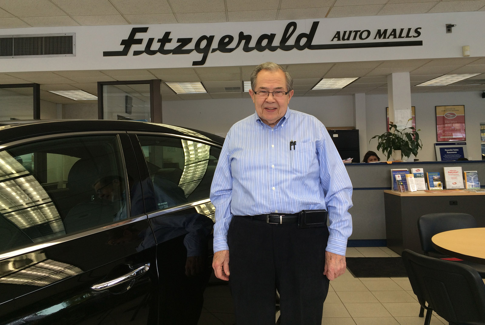 Md. car dealer pushes bill to give consumers safety notices