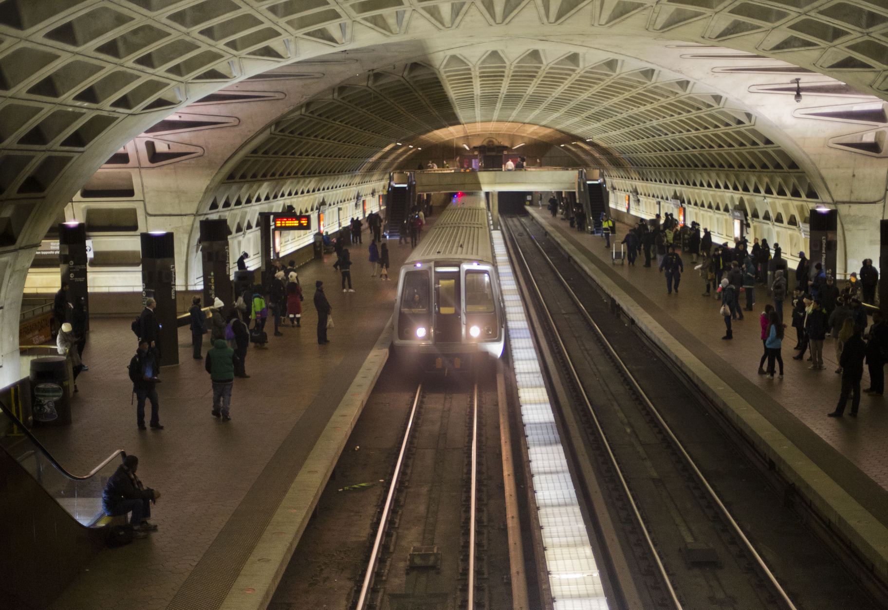 Metro union chief knocks management over safety