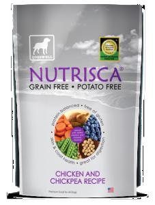 Nutrisca Chicken & Chick Pea Dog Food