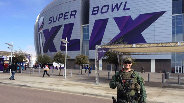 Feds head to Super Bowl to watch for human trafficking