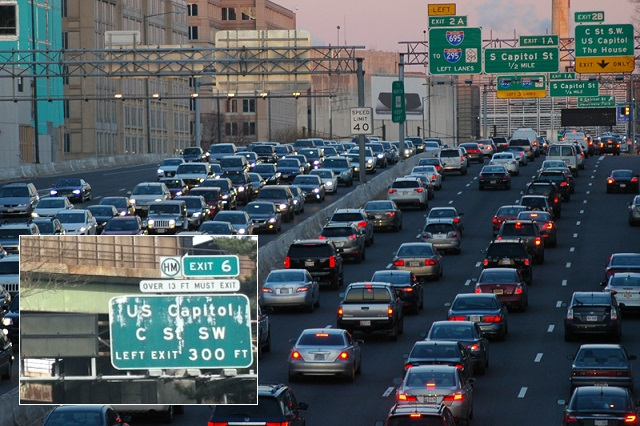 Confusion persists for Southeast-Southwest Freeway drivers