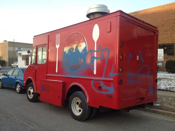 The food truck caper: How social media saved an Alexandria business