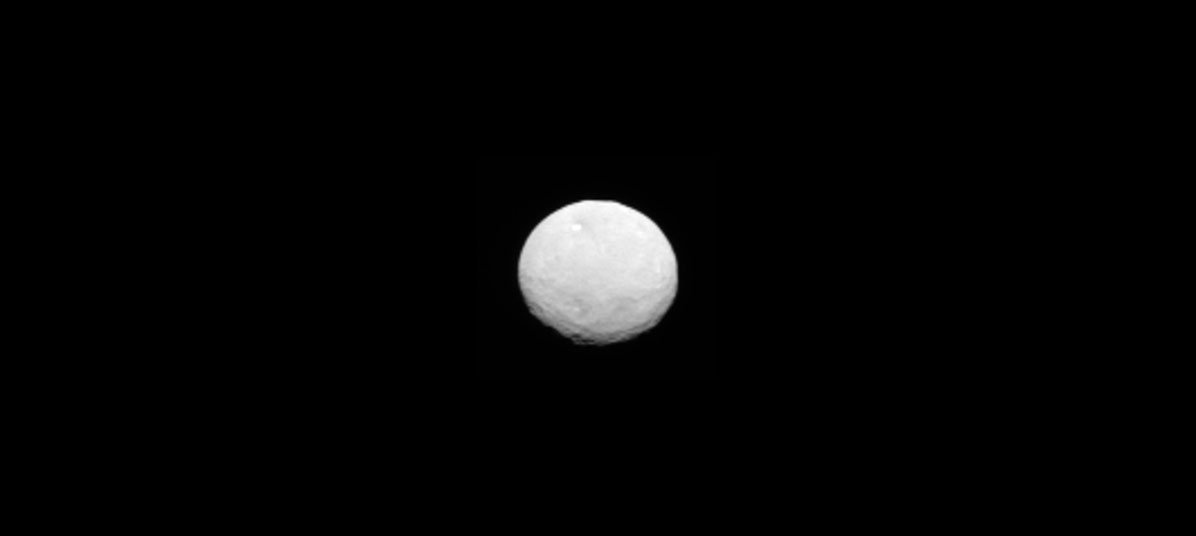 Dawn spacecraft makes final approach to Ceres