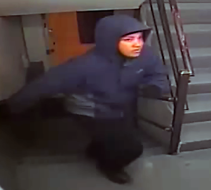 Police release image in connection with lawyer's stabbing death