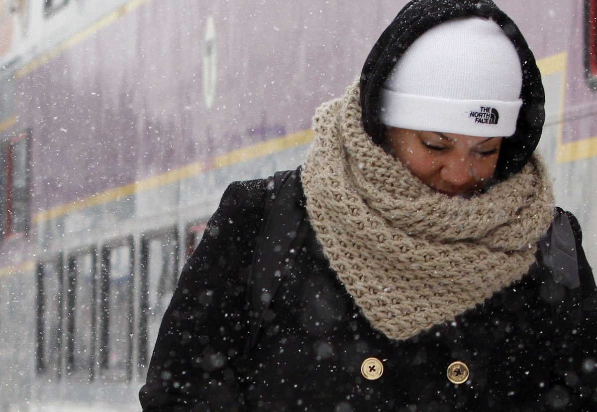 exposure to freezing cold temperatures dangerous to your health