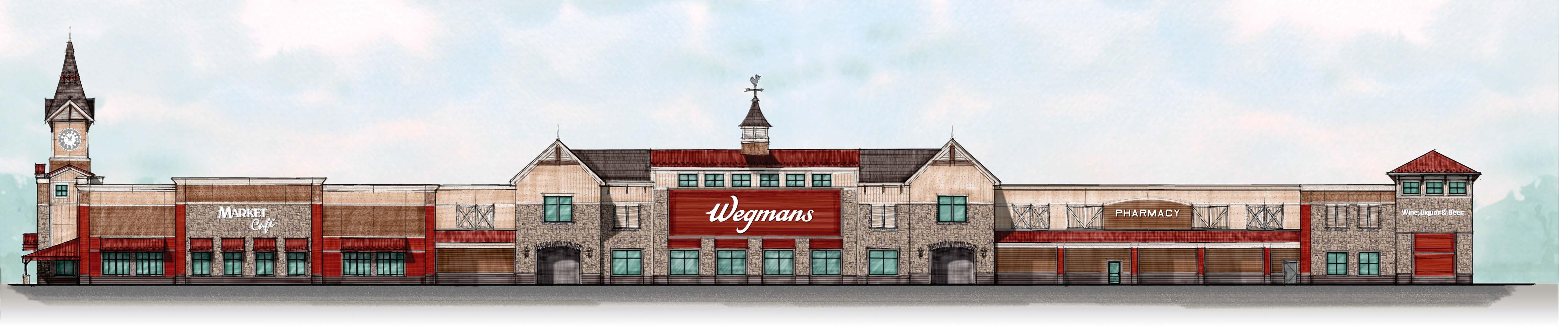 Alexandria Wegmans to open in June
