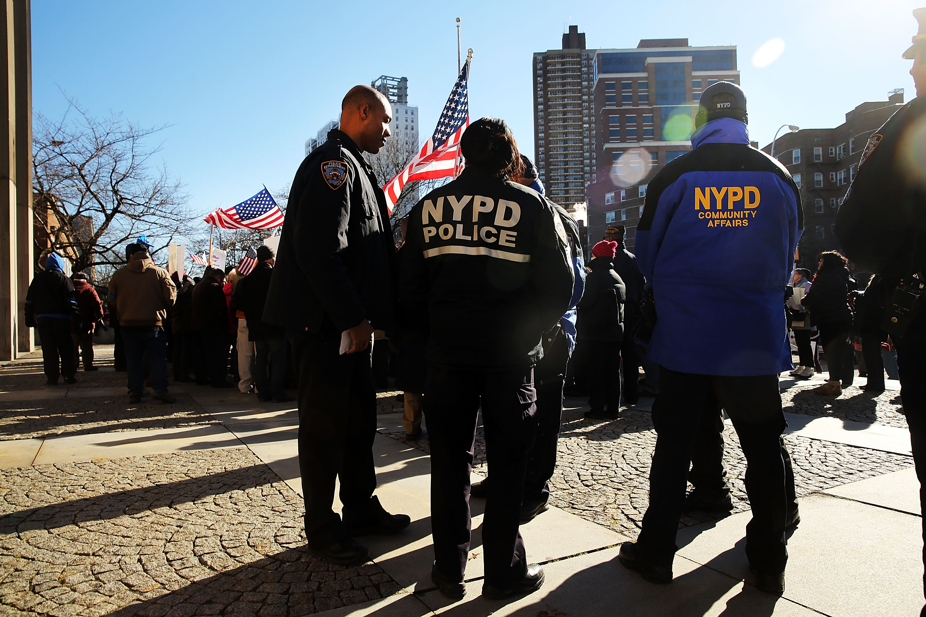 NYPD officers who altered Wiki pages on Eric Garner IDed