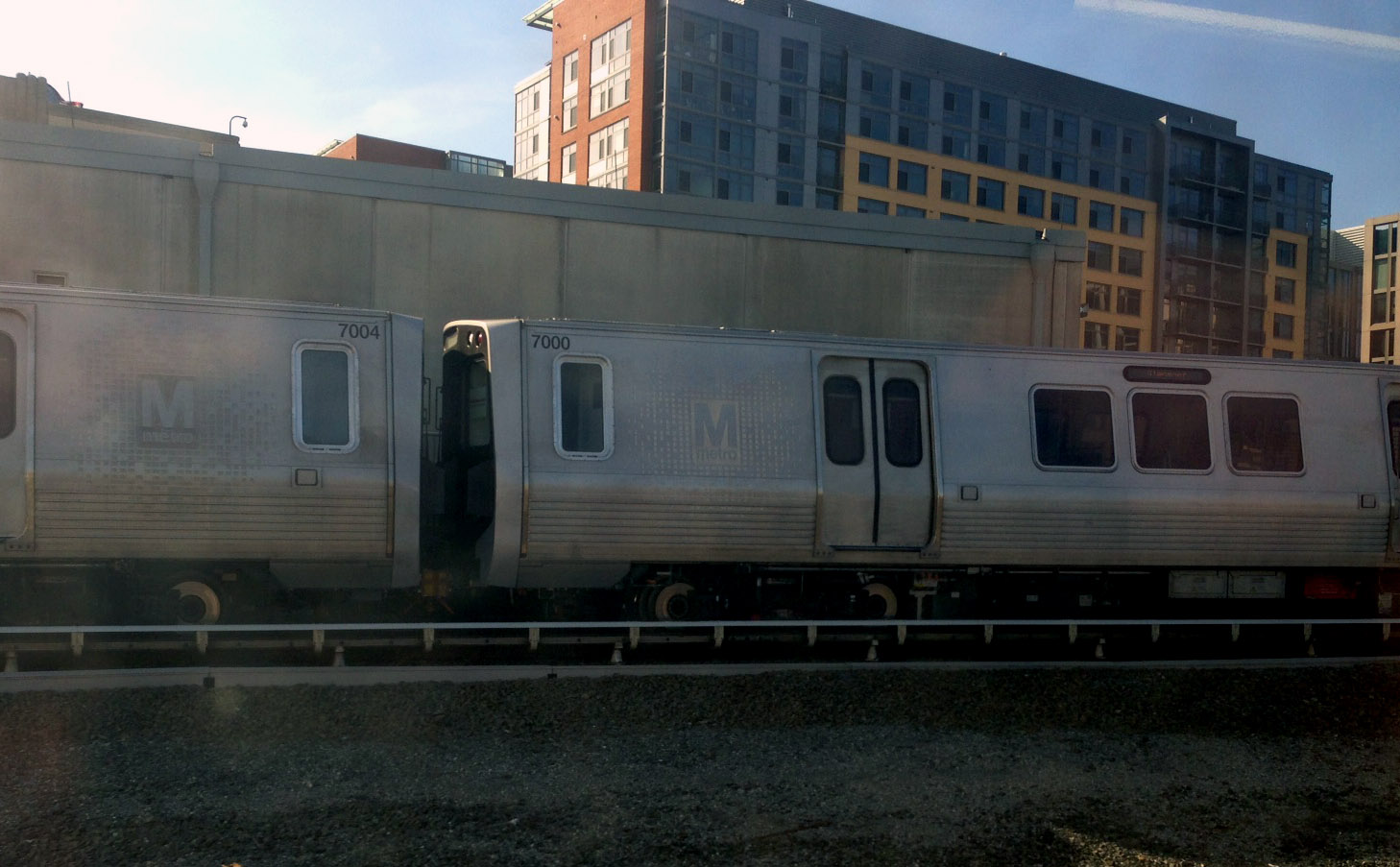 Metro's new railcars beset with problems
