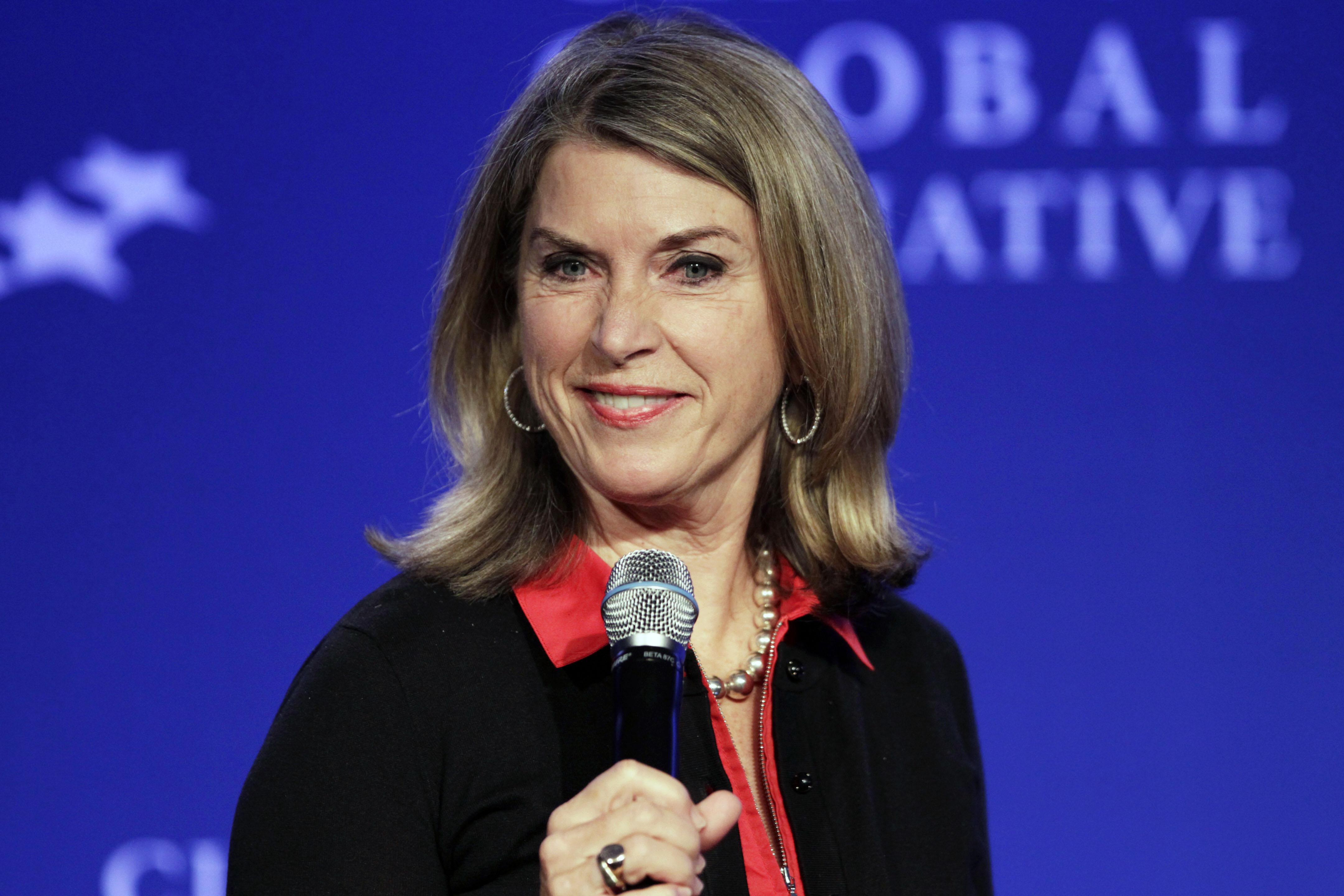 Kathleen Matthews running for Van Hollen's seat