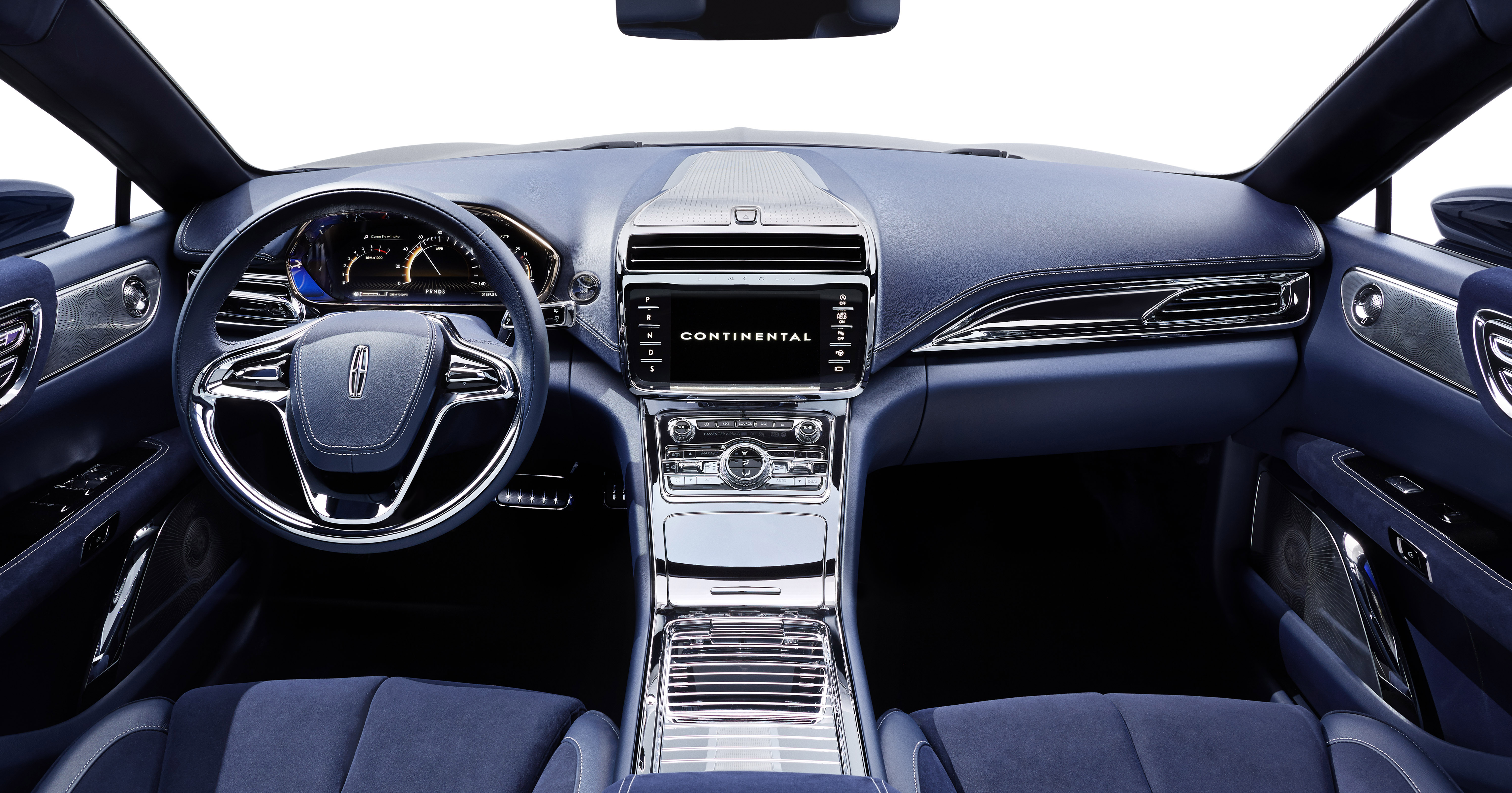 lincoln continental the car of presidents is returning. Black Bedroom Furniture Sets. Home Design Ideas