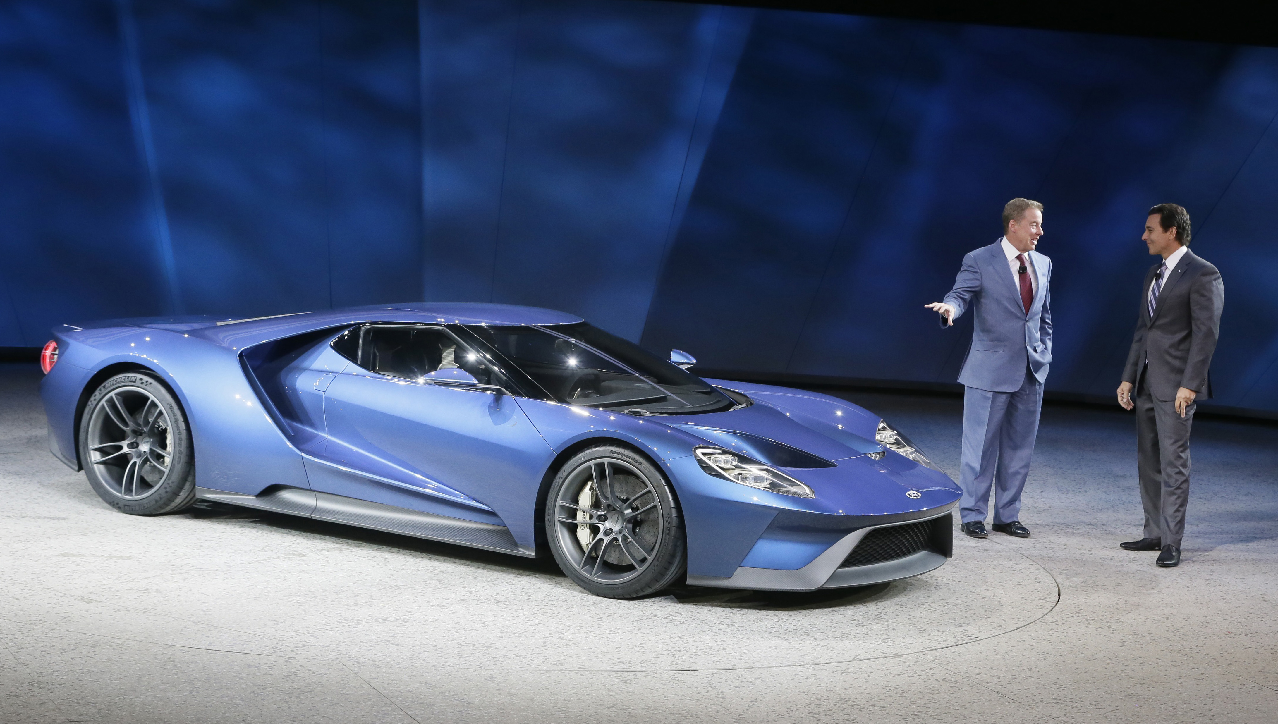 ford gt supercar will be companys most expensive ever wtop