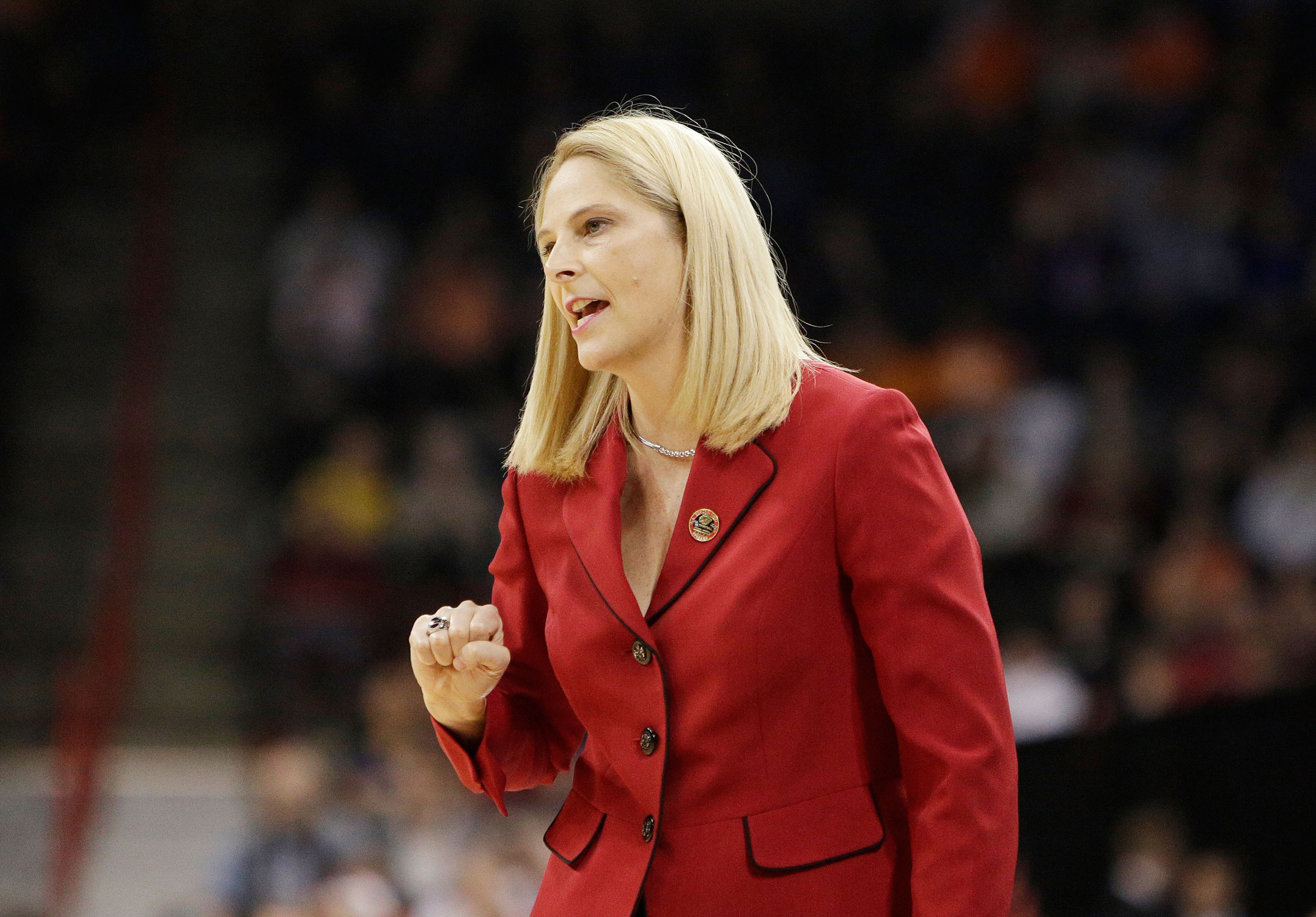 Final Four once more for Brenda Frese and the Terps