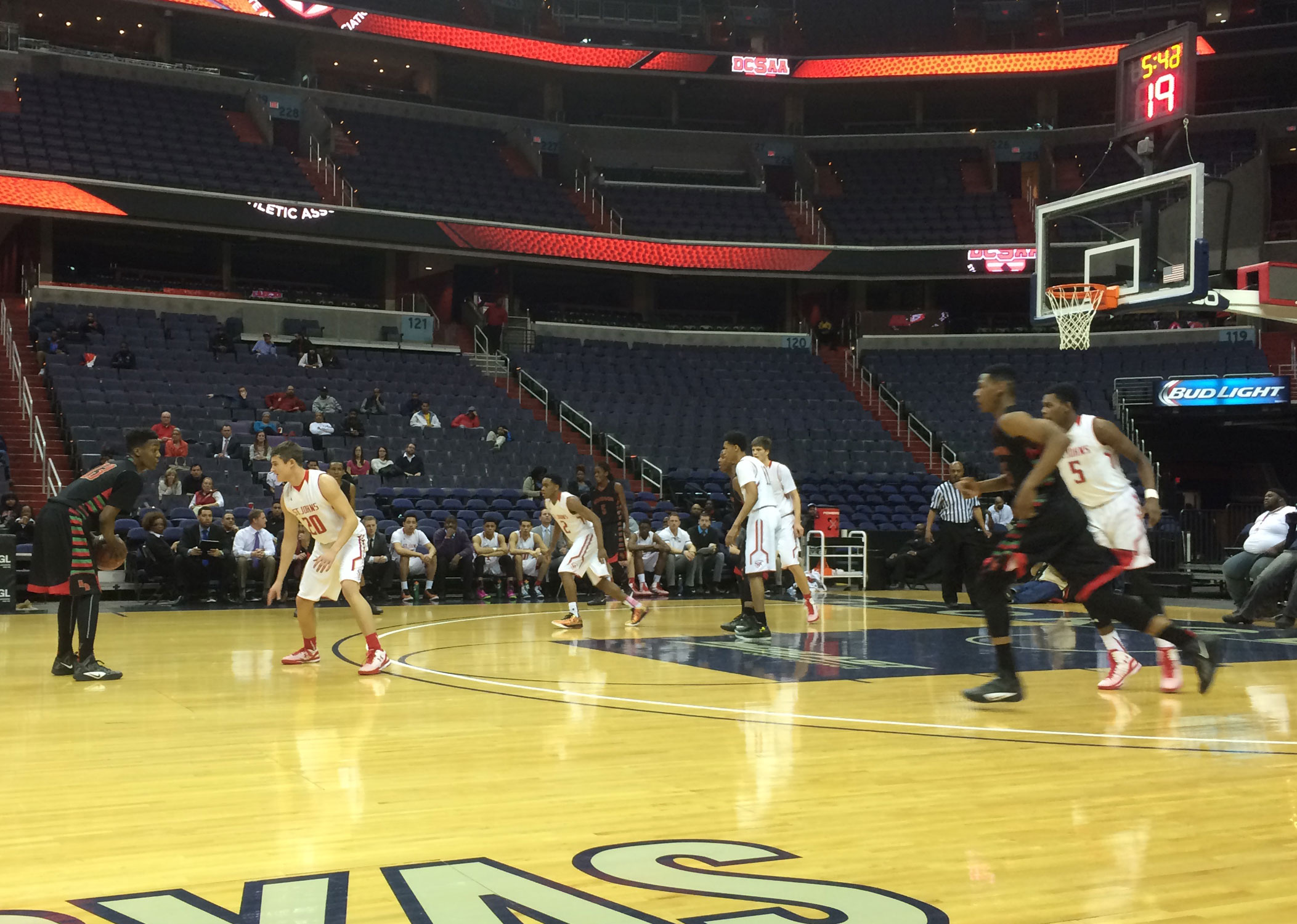 DCSAA state semifinals offer a once-in-a-lifetime opportunity