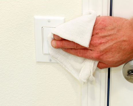 The 10 germiest places in your house