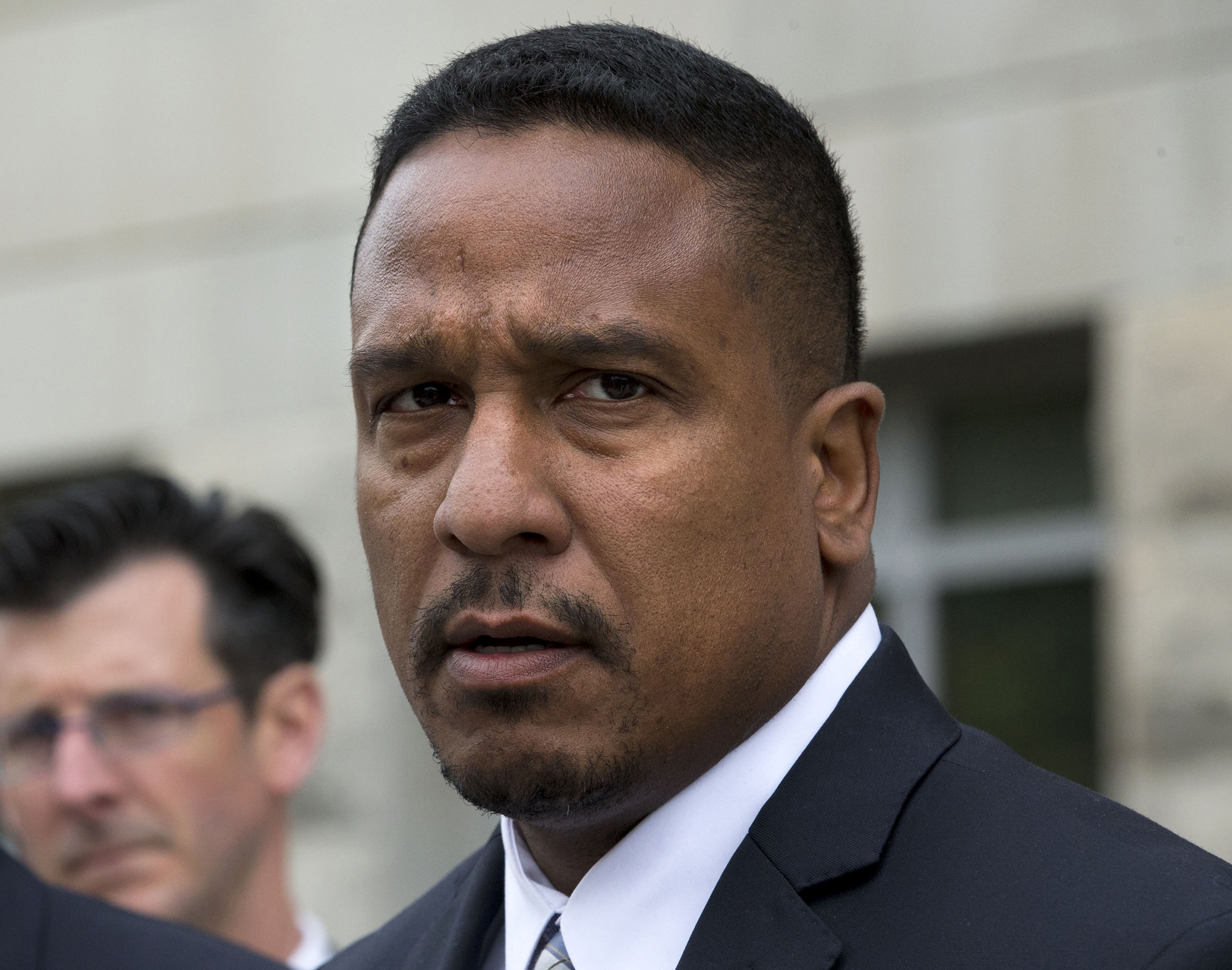 U.S. Attorney for D.C. announces he will step down
