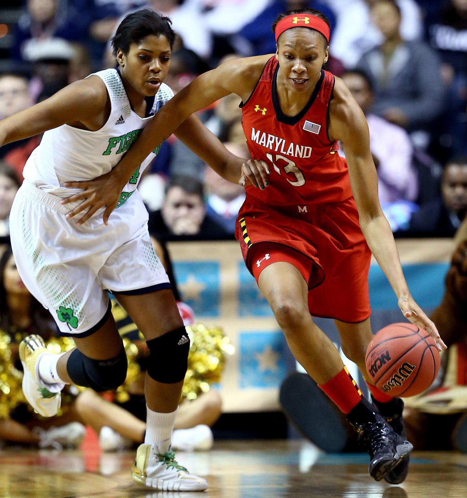 NCAA Men's Tournament overshadows Women's Tournament