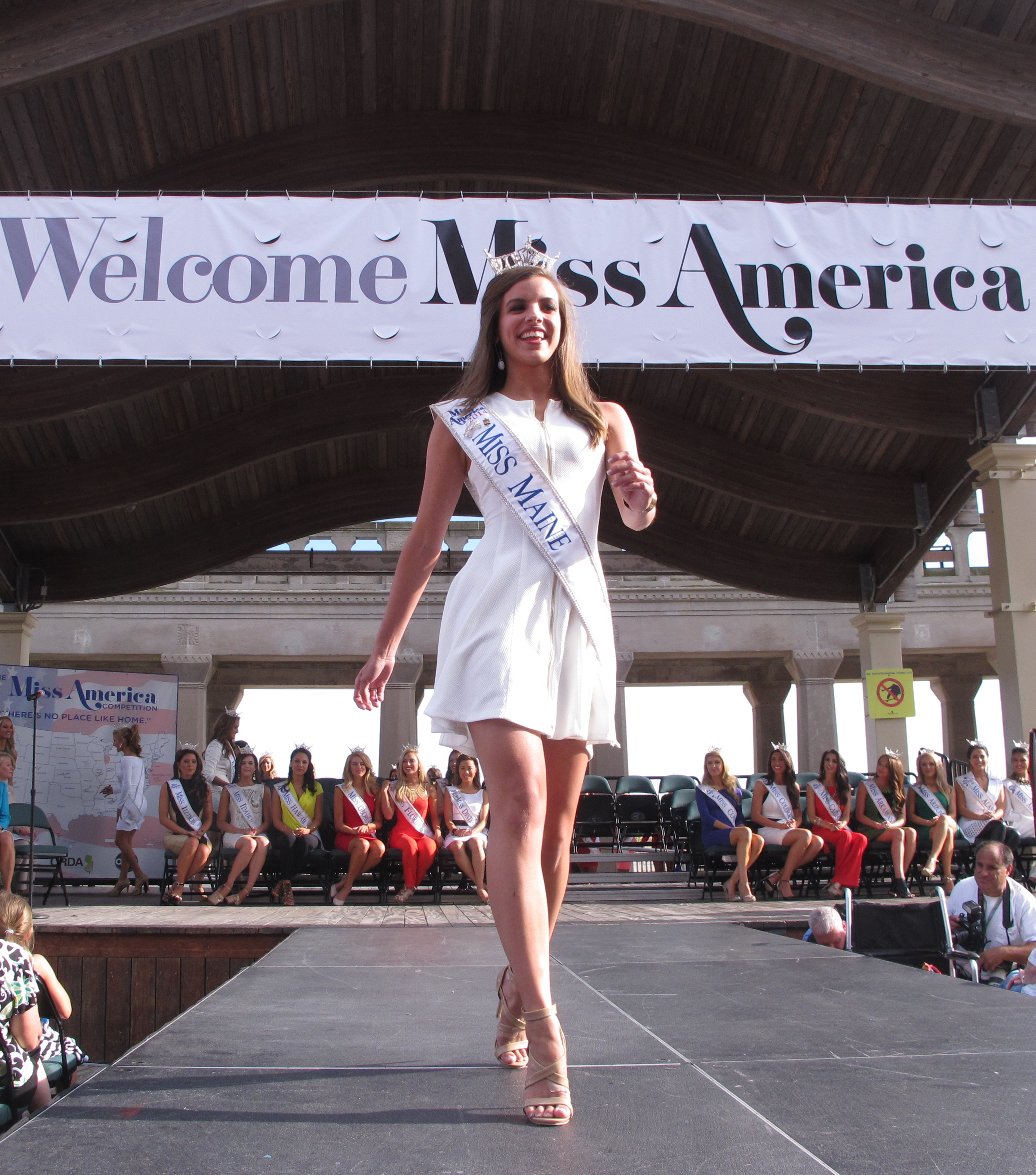 Miss America Pageant Home