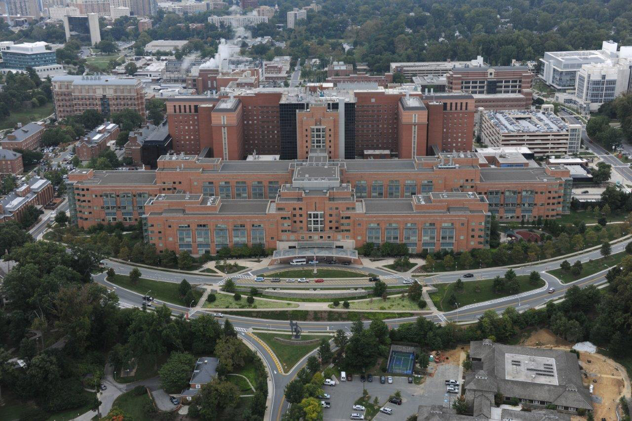 NIH to admit 2nd Ebola patient