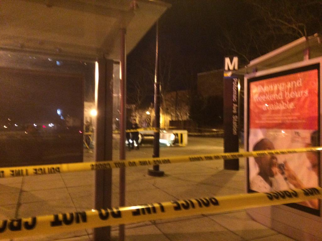 Potomac Ave. Metro station reopens after fatal shooting