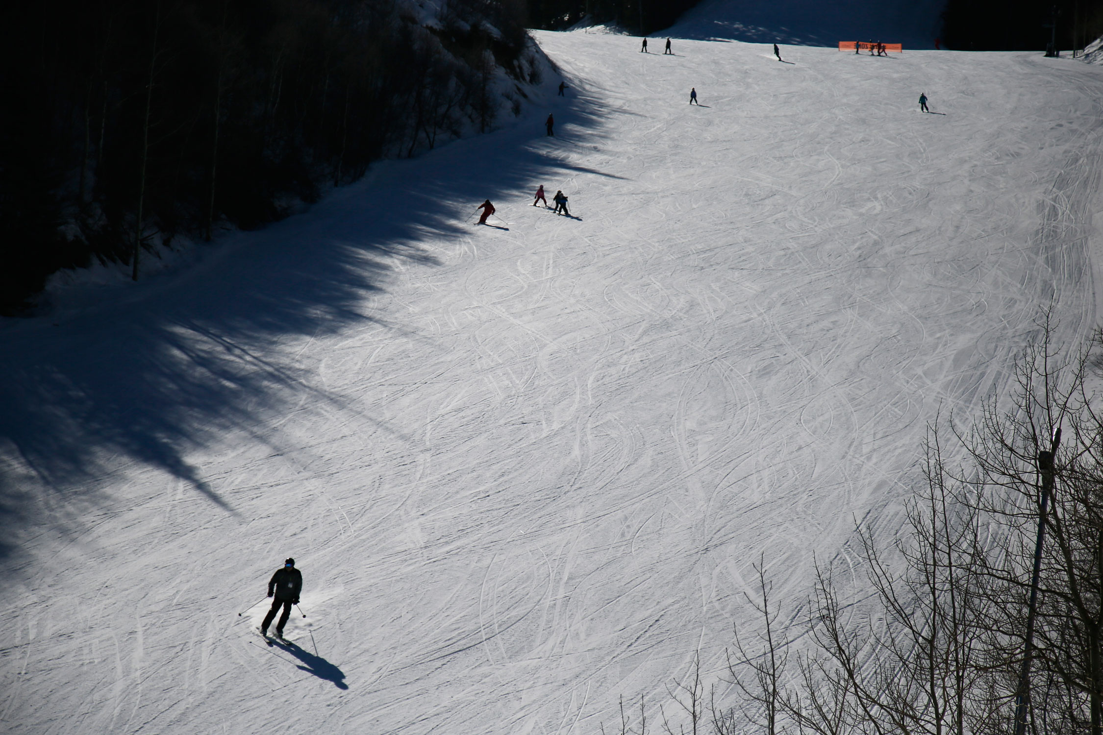 Late snowy weather a boon for local ski resorts