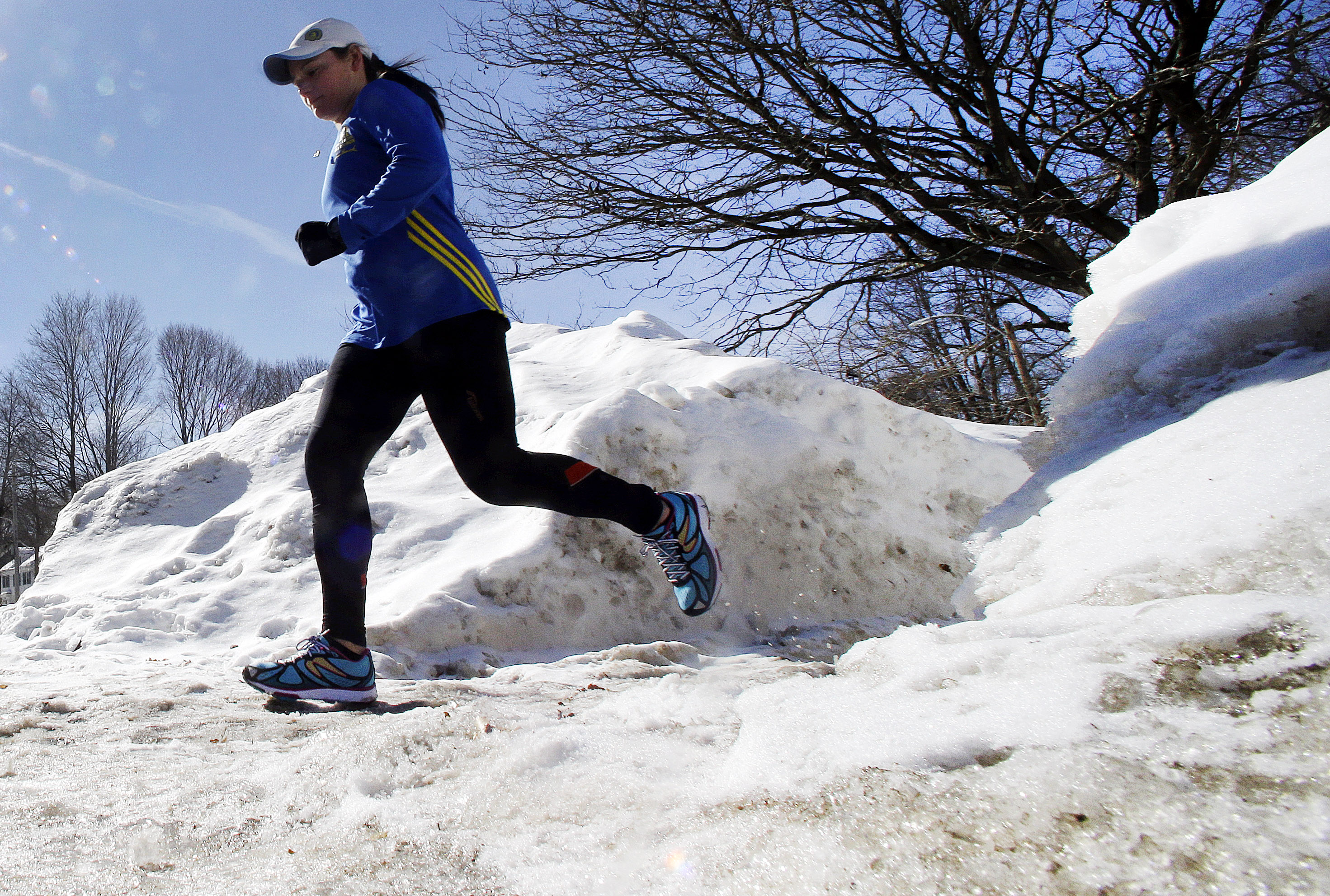 How to stay motivated to exercise in the winter