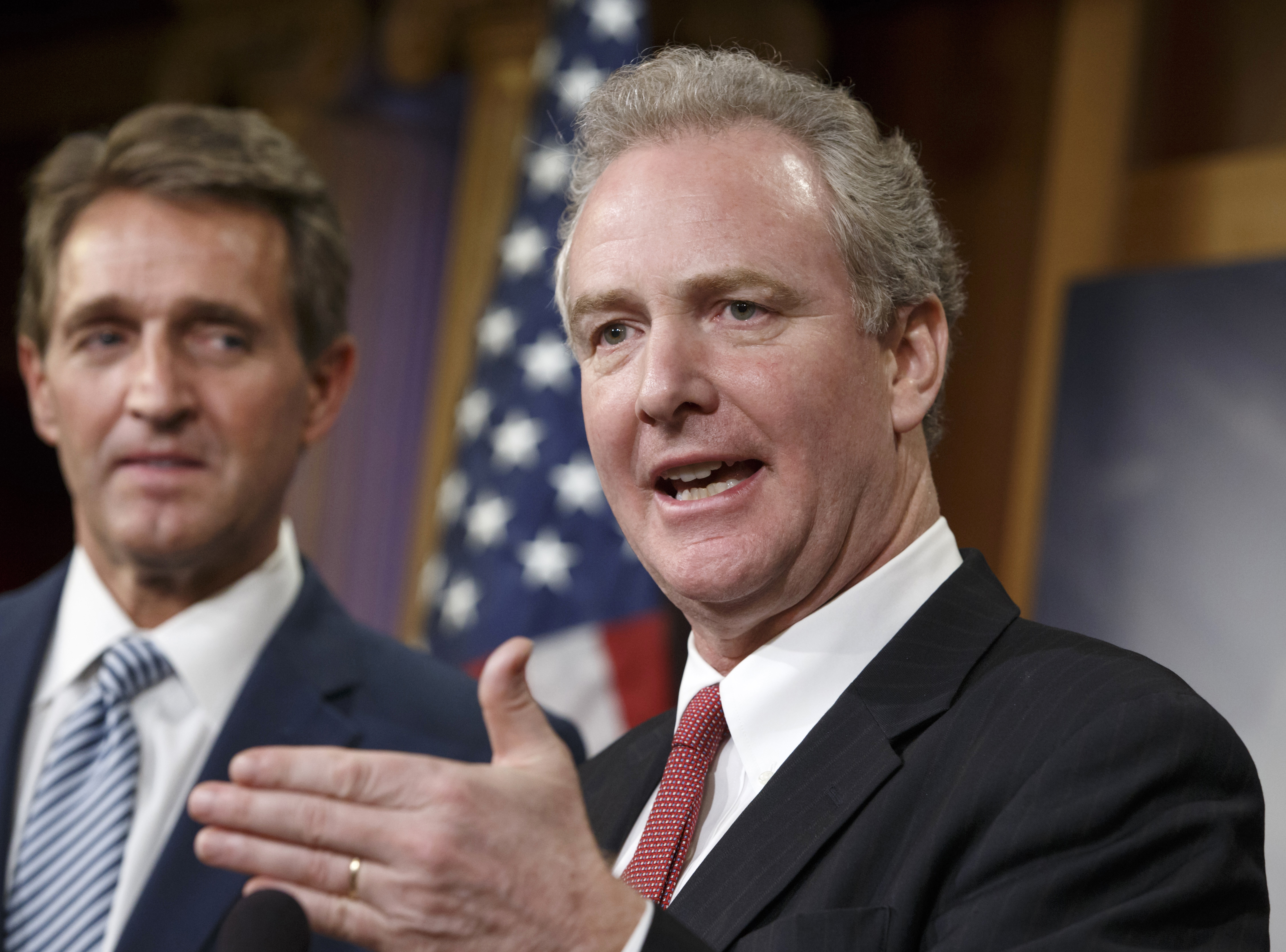 Poll shows Van Hollen holds apparent lead over Edwards in Senate race