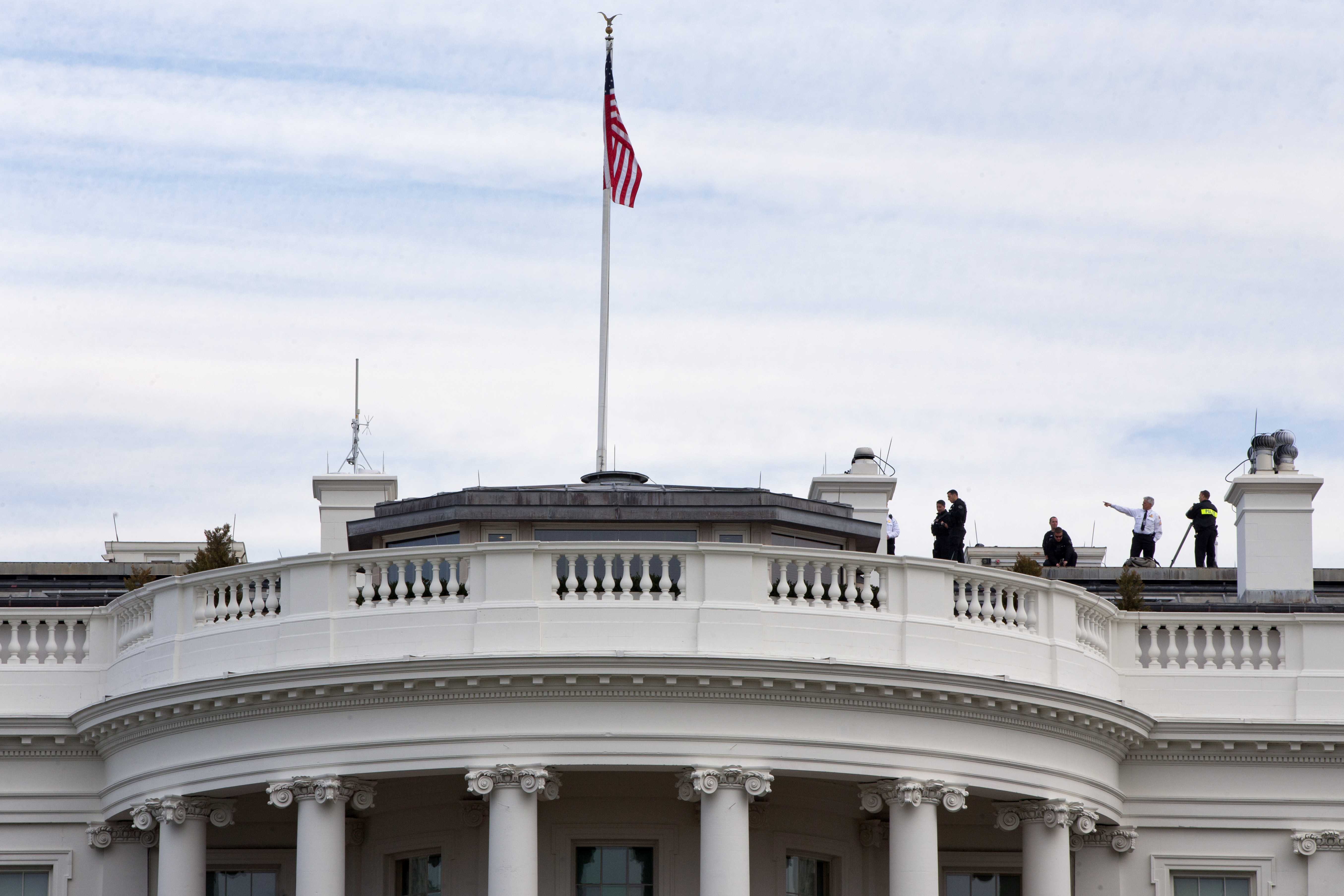 Secret Service surveillance tapes may have been erased