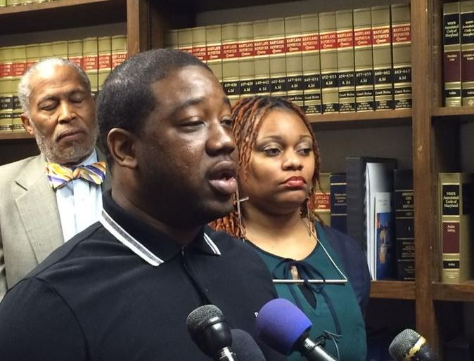 Man speaks out after indictment of Prince George's County police officer