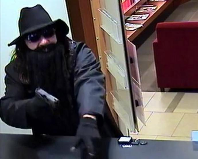 FBI: 'Black Hat Bandits' behind bank heists in Md., Va.