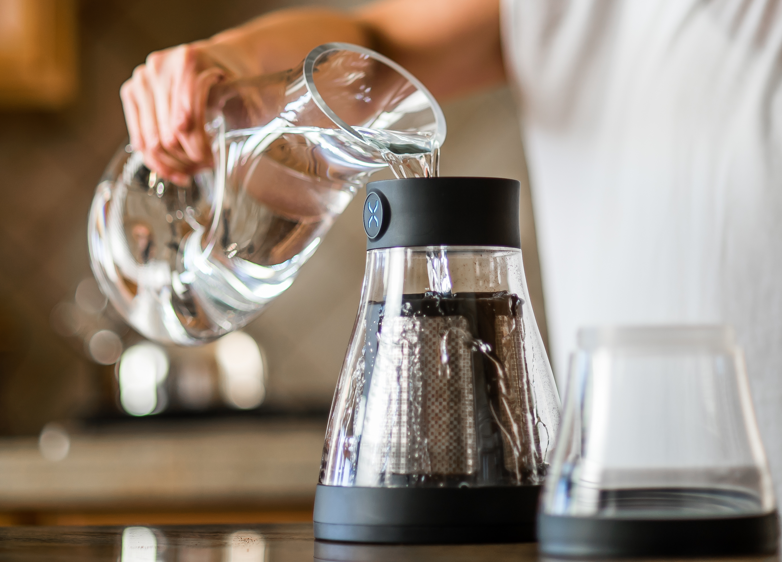 Increasingly popular 24-hour cup of coffee